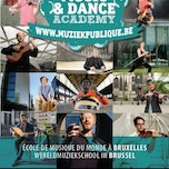 World Music & Dance Academy in Brussel - Lessen (C2)