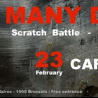2 Many Deejays – Scratch Battle & After Party