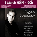 Brussels Chopin Days: Evgeni Bozhanov