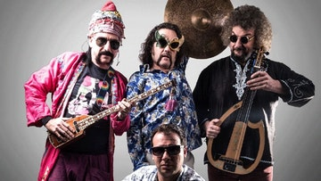 POSTPONED: Glitterbeat presents: BaBa ZuLa
