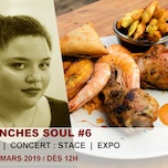 Les Dimanches Soul #6 : brunch Soul Food, concert, expo