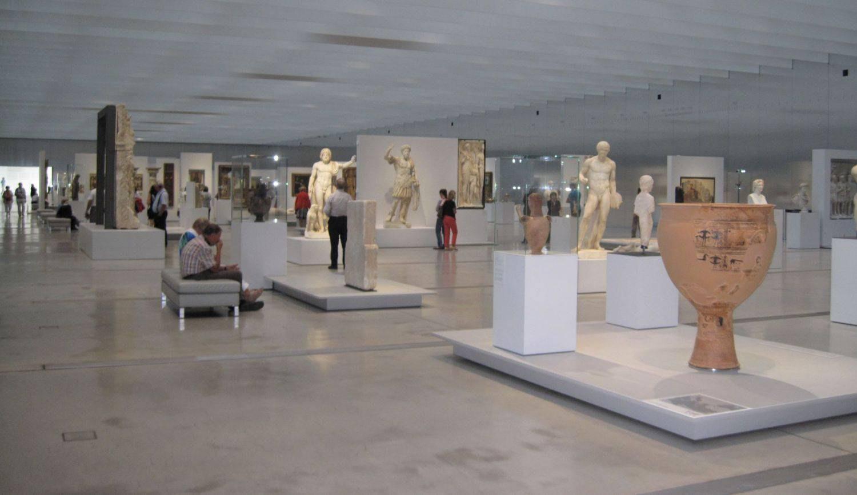 vtbKultuur-trip Louvre-Lens en Arras