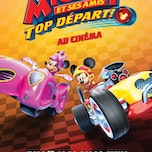 Mickey and the Roadster Racers in de bioscoop - VF