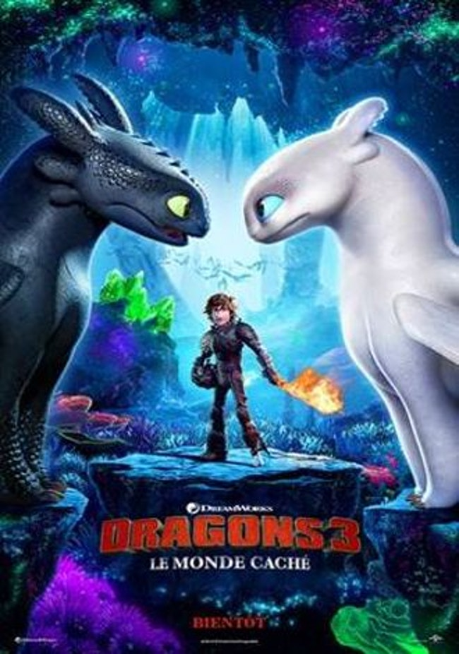 How to Train Your Dragon 3: The Hidden World (NL versie)