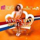 King's day * Party * Brussels