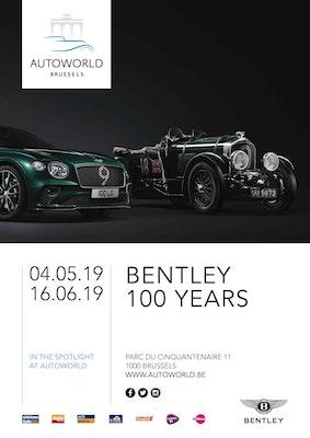 Bentley 100 Years... in the Spotlight