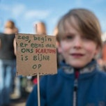 Met natuurpunt naar Global Strike for Future II