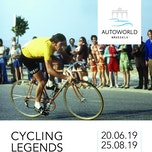 Cycling Legends - Autoworld in het thema van de Tour de France
