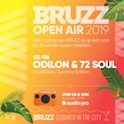 BRUZZ Open Air • Tour&Taxis Summer Edition w/ODILON & 72 Soul