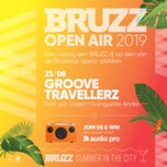 BRUZZ Open Air • Guinguette André w/Groove Travellerz