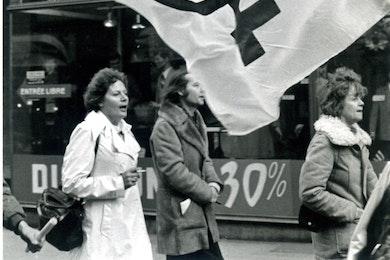 1970: het feminisme trekt de straat op