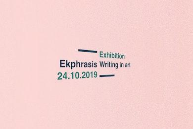 Ekphrasis – Het geschrift in de kunst