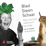 Workshop Blad Steen Schaar