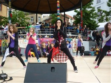 Hiphop, Ragga & Freestyle met Fair Step Bruxelki