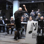 Optreden Mighty Big Band olv Jos Huygen