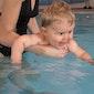 Nieuwe lessenreeks (10 lessen) watergewenning voor baby's, peuters en kleuters