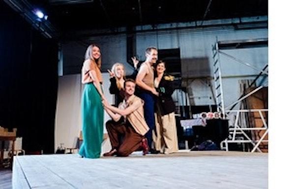 Così - Deschonecompanie/muziektheater Transparant