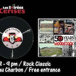 Woodstock 50 ans - Travelin' band /CREEDENCE CLEARWATER REVIVAL tribute/