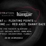 Hangar invites Cymatiks - with Apparat, Floating Points, Agents of Time & more