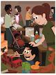 Tweedehandsbeurs baby- en kinderspulletjes