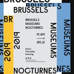 Vernissage Brussels Museums Nocturnes