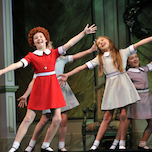Pop-up musicalkoor - zing de hits van 'Annie'