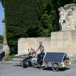 Multimediareportage Solar Bike Tour doorheen Azi