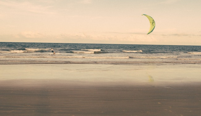 Beachlife & Kite