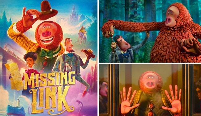 Kinderfilm 'Missing Link'