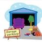 AFGELAST : garageverkoop