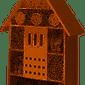 Bijenhotel en nestkastjes maken