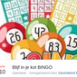 De Blijf In Je Kot Bingo