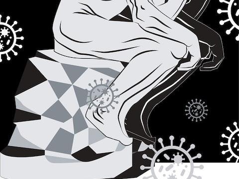 Online! Filocafé: Wat doet corona met mijn gedachten? - Fully Booked