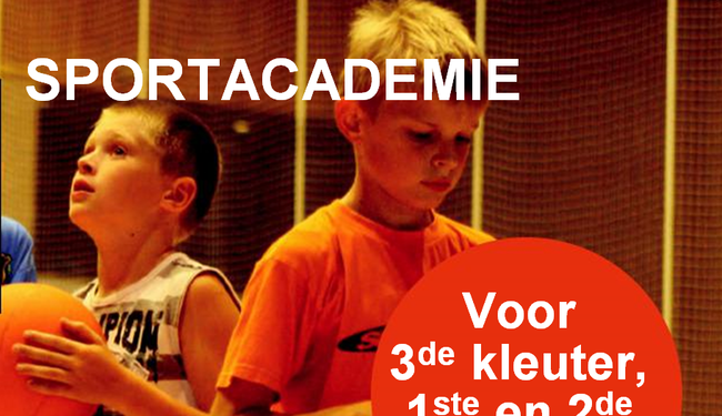 SPORTACADEMIE Ieper - 2° trim. 20-21  Di. + Do