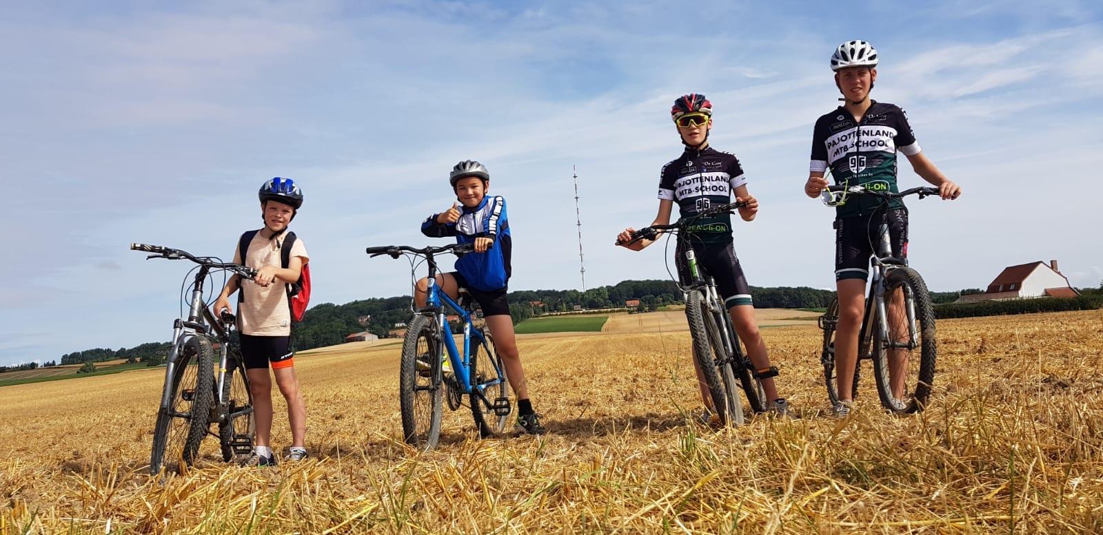 Evenement Sportkamp Mountainbike