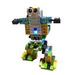 Bouw je wijs! met Lego Education WeDo 2.0 - Mechanische monsters