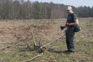 Natuurbeheer in maart