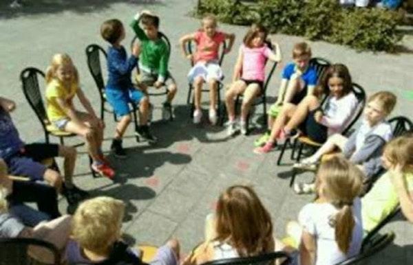 Lagere school - Wereldreizigers