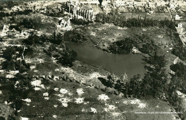Lezing 'WO I luchtfotografie en archeologie in de Westhoek'
