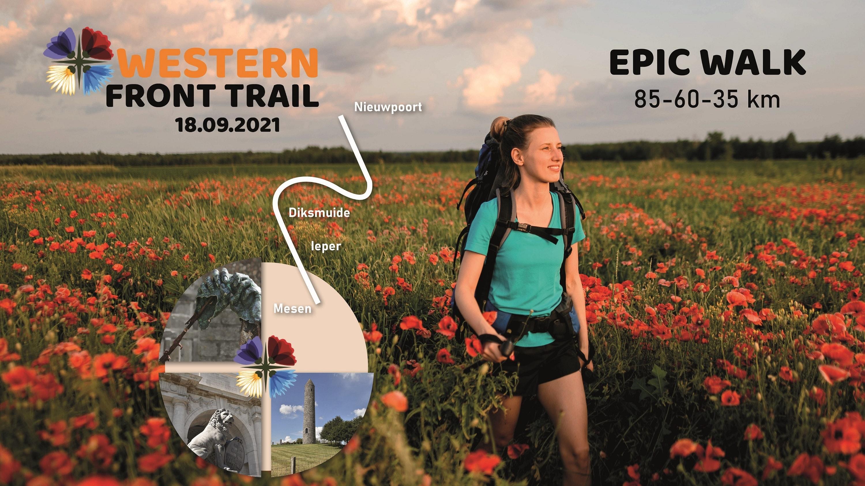 Evenement Western Front Trail: Mesen - Nieuwpoort: