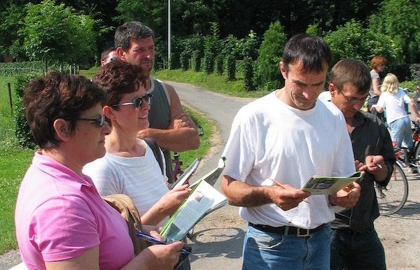 toeristische fietszoektocht