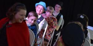 Theaterkamp 'Theater Beestenboel' - Villa Basta ism Natuurpunt - VOLZET