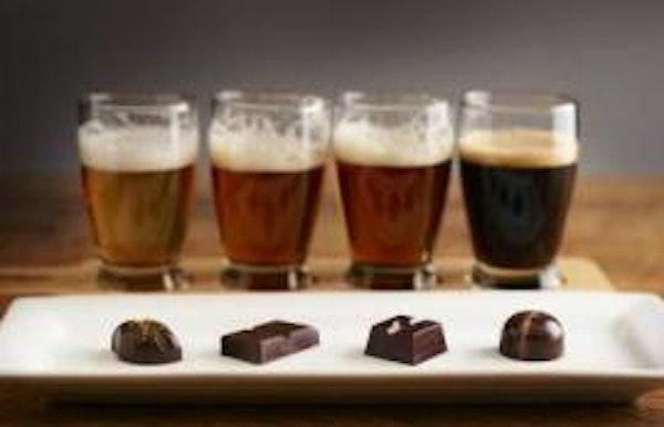 2de bier & chocolade degustatieavond (zomer- en koersbieren)