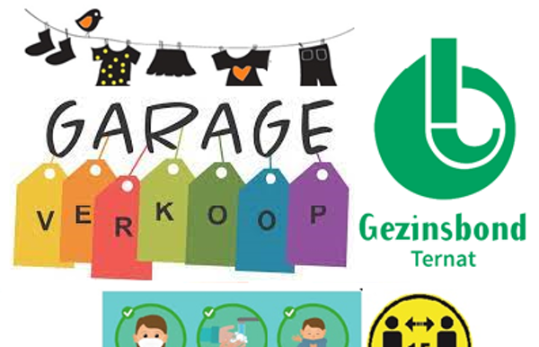 open garageverkoop Ternat-Wambeek-Lombeek