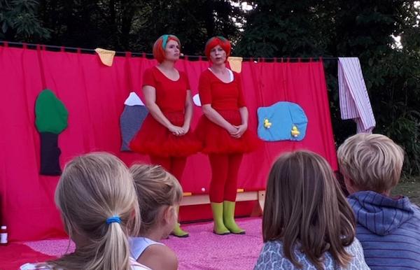 """Tuintheater: """"PICKNICKpret"""" (voormiddagvoorstelling met optioneel picknick)"""
