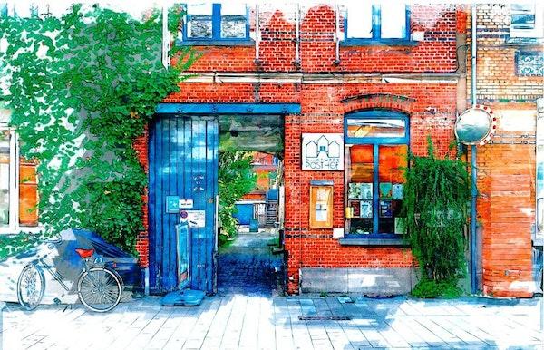Koeken-planten-soepdag @ Buurtwerk Posthof