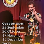 Open Mic:  De Peperfabriek
