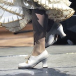 Flamenco techniek: footwork and condition