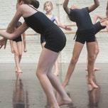 Ballet and contemporary summer school