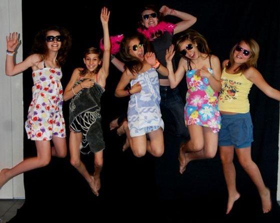 Activak jeugdvakanties – Taalkamp frans - Que pour les filles